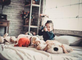 Prata med ditt barn om inredning