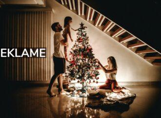 En roligare julaftonskväll